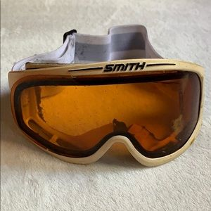 Smith snowboarding 🏂 goggles 🥽 old vintage